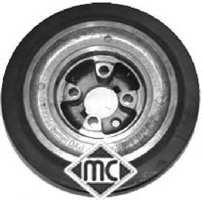 Metalcaucho 04290