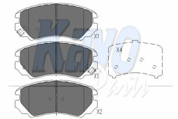 KAVO PARTS KBP-3008