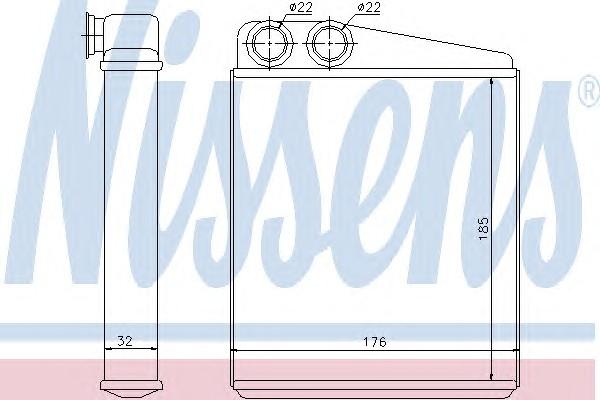 NISSENS 70228