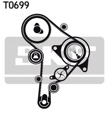 SKF VKMA 01251