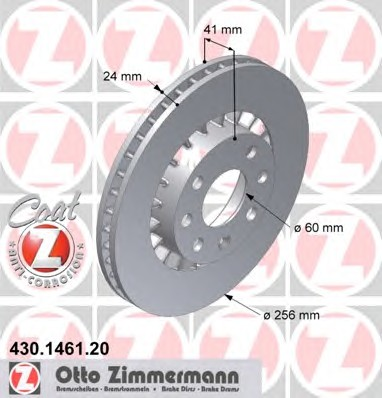 ZIMMERMANN 430.1461.20