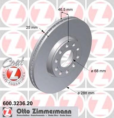 ZIMMERMANN 600.3236.20