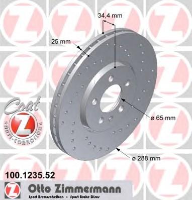 ZIMMERMANN 100.1235.52