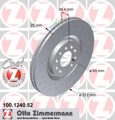 ZIMMERMANN 100.1240.52
