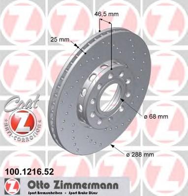 ZIMMERMANN 100.1216.52