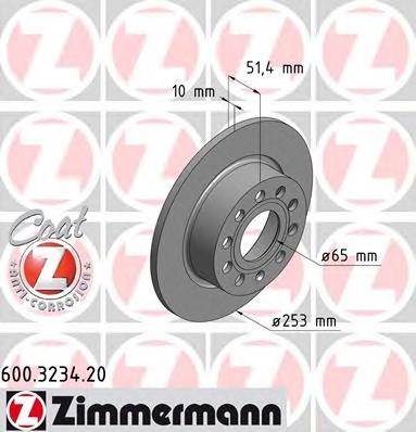 ZIMMERMANN 600.3234.20
