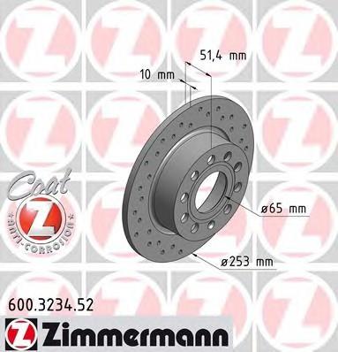 ZIMMERMANN 600.3234.52