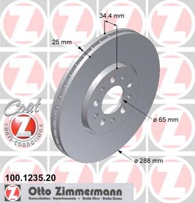 ZIMMERMANN 100.1235.20