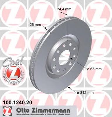 ZIMMERMANN 100.1240.20