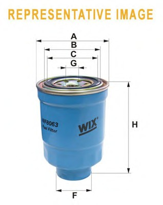 WIX FILTERS WF8061