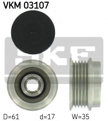 SKF VKM 03107