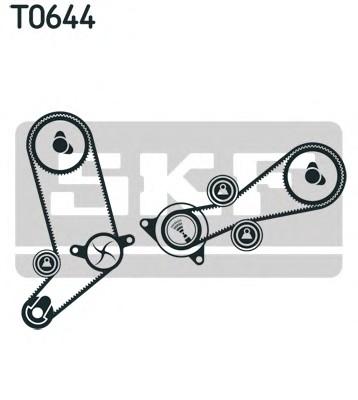 SKF VKMA 01270