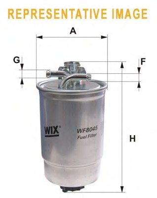 WIX FILTERS WF8264