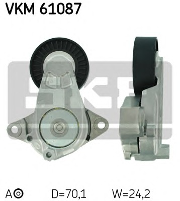 SKF VKM 61087