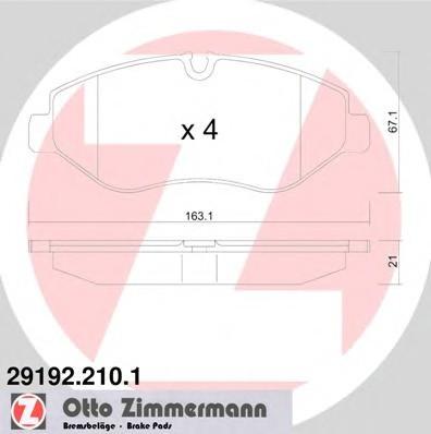 ZIMMERMANN 29192.210.1