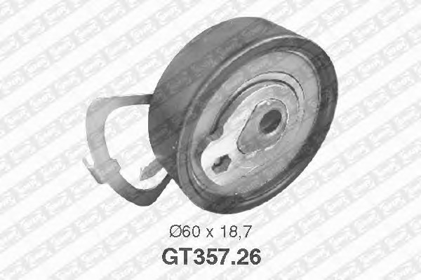 SNR GT357.26