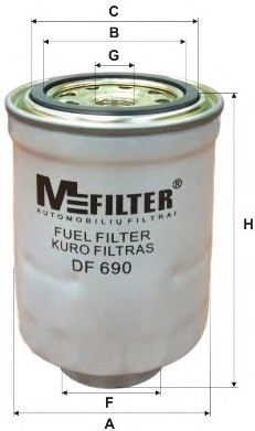 MFILTER DF 690