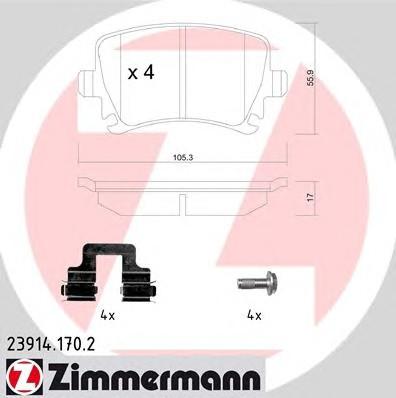 ZIMMERMANN 23914.170.2