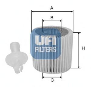 UFI 25.116.00