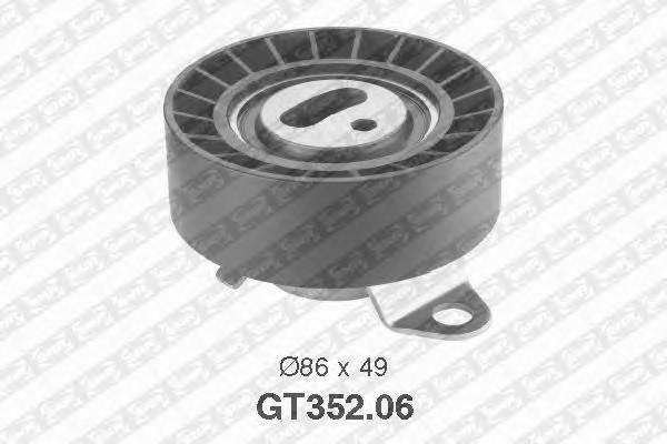 SNR GT352.06