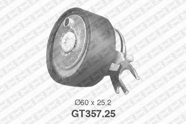 SNR GT357.25