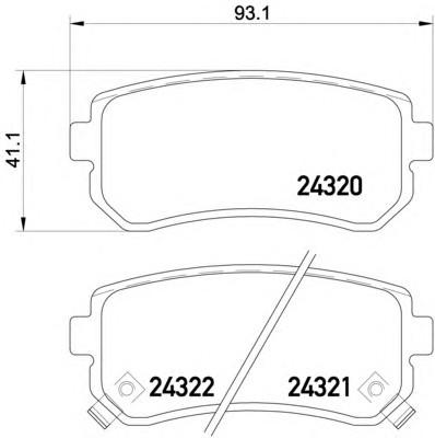 TEXTAR 2432001
