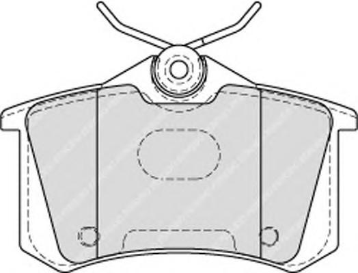 FERODO FDB4178