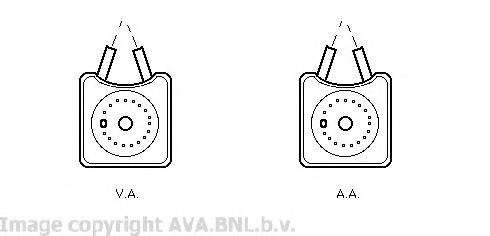 AVA QUALITY COOLING VW3215