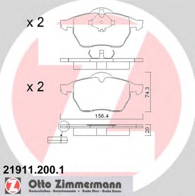ZIMMERMANN 21911.200.1