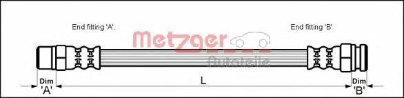 METZGER 4112520