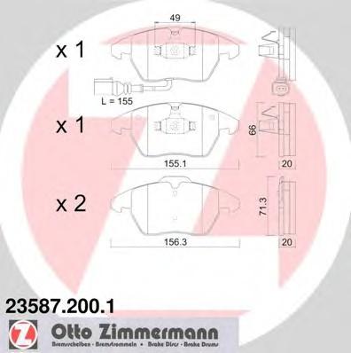ZIMMERMANN 23587.200.1