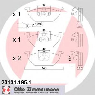 ZIMMERMANN 23131.195.1