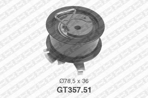 SNR GT357.51