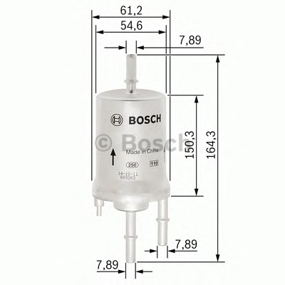 BOSCH F 026 403 006