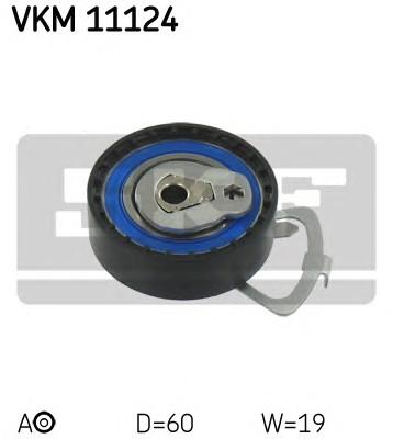 SKF VKM 11124