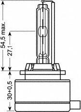 OSRAM 66140XNB
