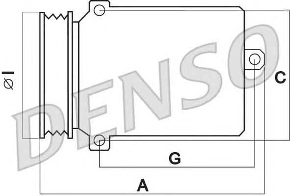DENSO DCP32045