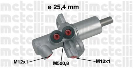 METELLI 05-0458