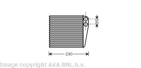 AVA QUALITY COOLING VW6229