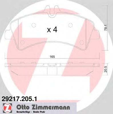 ZIMMERMANN 29217.205.1