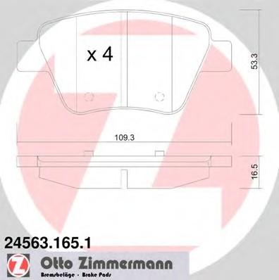 ZIMMERMANN 24563.165.1