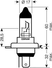 OSRAM 64193NBU