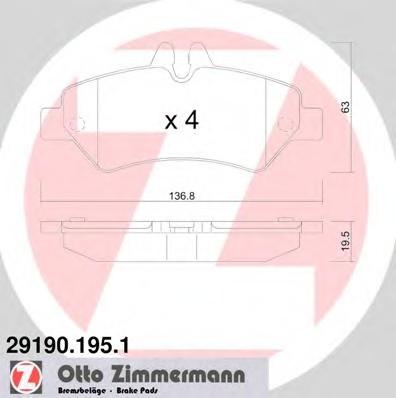ZIMMERMANN 29190.195.1