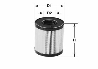 CLEAN FILTERS MG1652