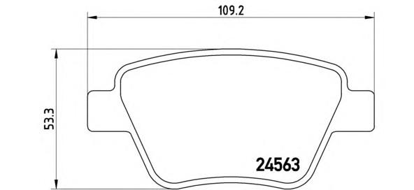 BREMBO P 85 114