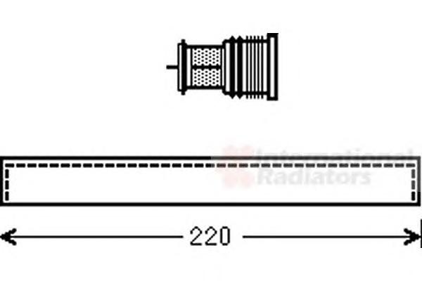 VAN WEZEL 5800D294