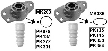 MONROE PK277
