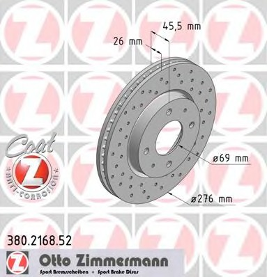 ZIMMERMANN 380.2168.52