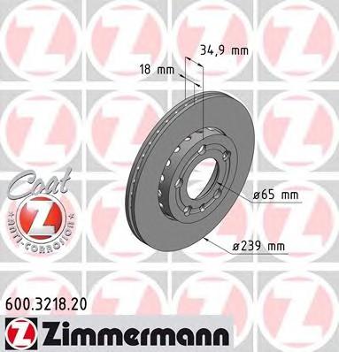ZIMMERMANN 600.3218.20