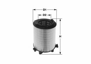 CLEAN FILTERS MA3120